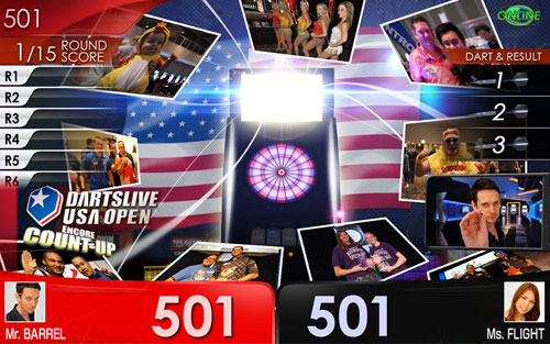 USA OPEN 2014 Encore COUNT-UP