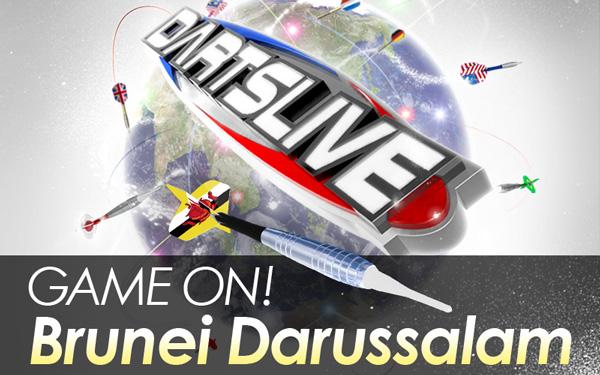 DARTSLIVE2 finally landed in Brunei Darussalam!