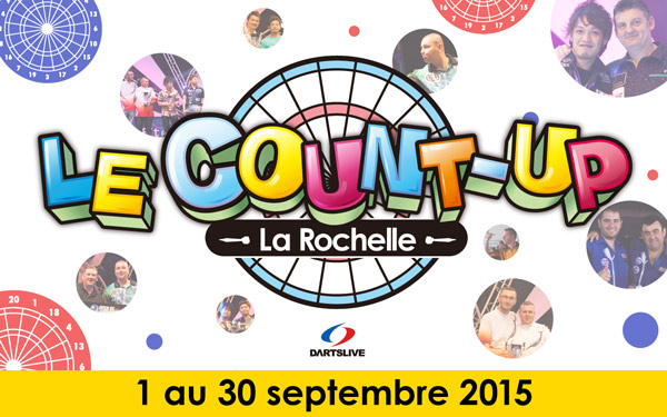 LE COUNT-UP
