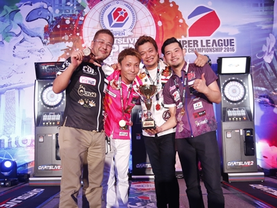 SUPER LEAGUE WORLD CHAMPIONSHIP 2016