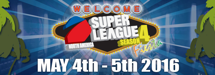DARTSLIVE SUPER LEAGUE SEASON 4 Fiesta