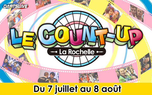 LE COUNT-UP La Rochelle 2016