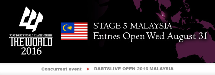 THE WORLD 2016 STAGE 5 MALAYSIA
