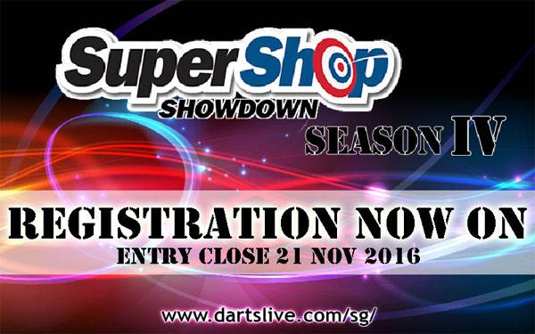 SUPER SHOP SHOWDOWN Season IV