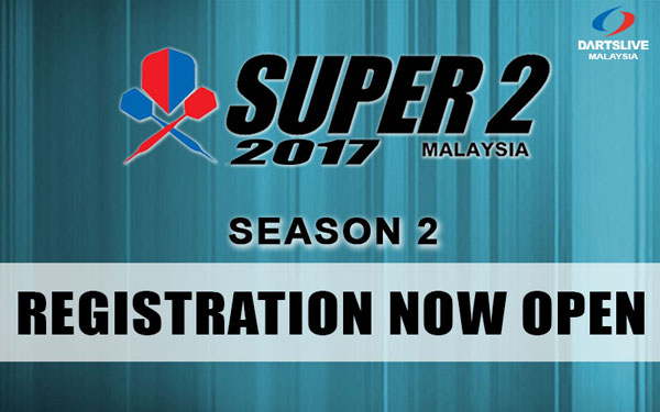 SUPER 2 Season 2 Registration Details
