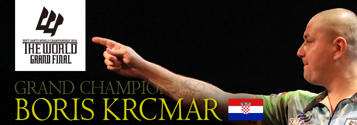 SOFT DARTS WORLD CUP 2016 / Result