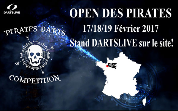 OPEN DES PIRATES