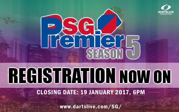 SG PREMIER Season 5