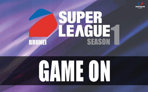 SUPER LEAGUE Season 1 Game On