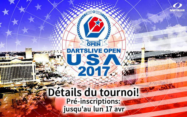 DARTSLIVE OPEN 2017 USA