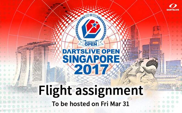 DARTSLIVE OPEN 2017 SINGAPORE