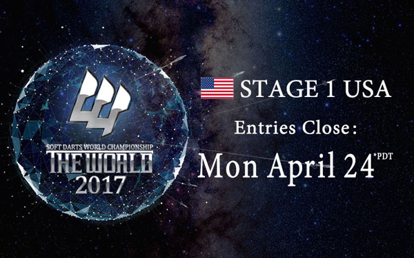 THE WORLD 2017 STAGE 1 USA