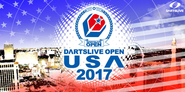 DARTSLIVE OPEN 2017 USA