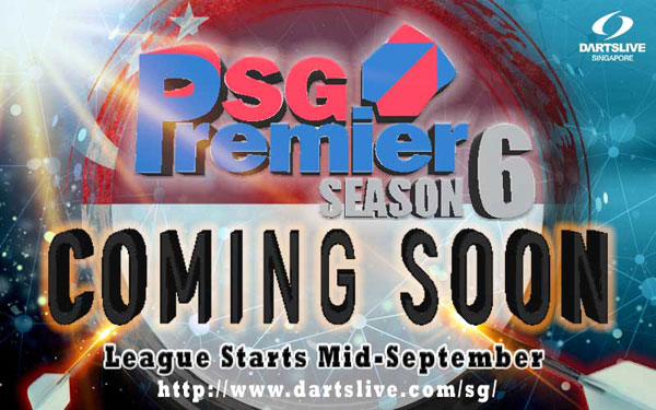 SG Premier Season 6 Registration Now Open!