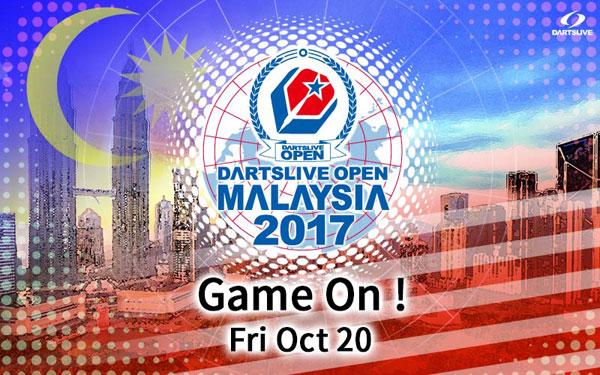 DARTSLIVE OPEN 2017 MALAYSIA