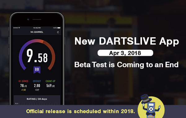 DARTSLIVE App