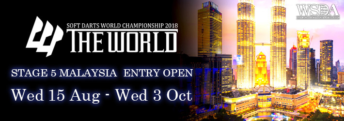 THE WORLD 2018 STAGE 5 MALAYSIA