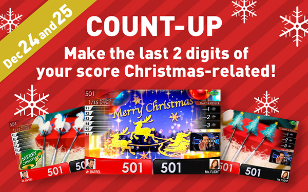 Christmas COUNT-UP Campaign