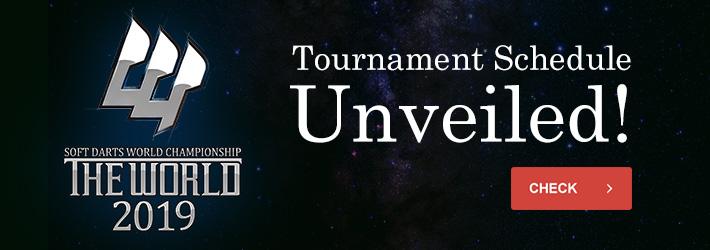 Annonce des dates des tournois!