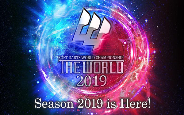 THE WORLD 2019 Season is HERE! | THE WORLD | Event | DARTSLIVE