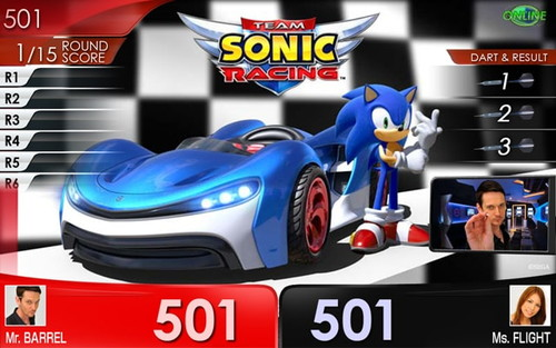 【25 Points】『SONIC』 THEME (Special Picture THEME)