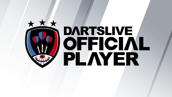 Play with a DARTSLIVE OFFICIAL PLAYER and get the THEME♪