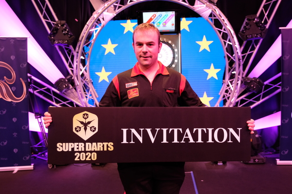 【SUPER DARTS 2020】Martin Marti Santamaria (Spain) to play!