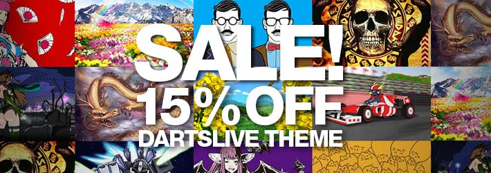 【THEME Sale】Get 15% on your favorite THEME.