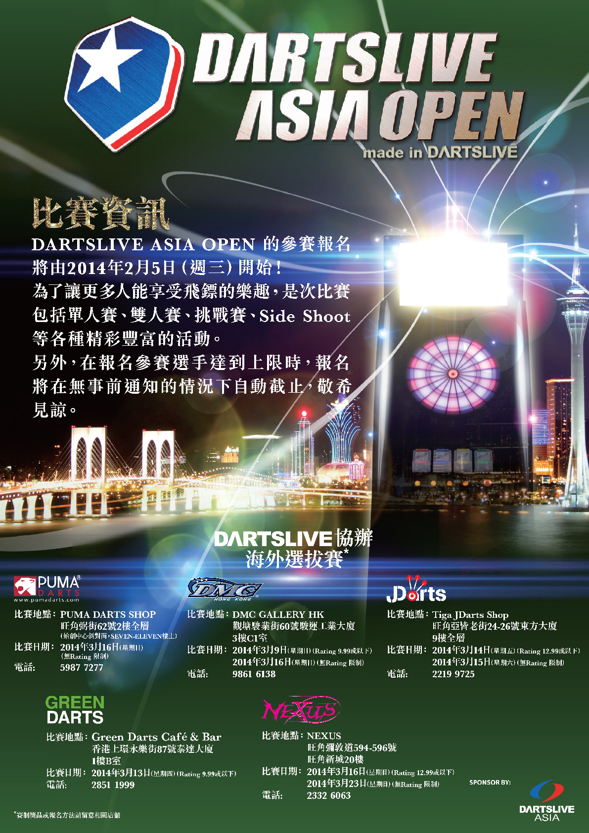 ASIA OPEN Trial Poster