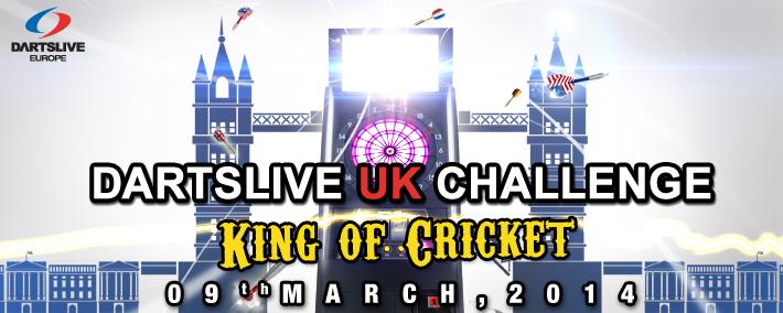 DARTSLIVE UK CHALLENGE