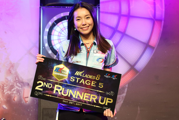 HKTCS 2017 STAGE 5 Cathy
