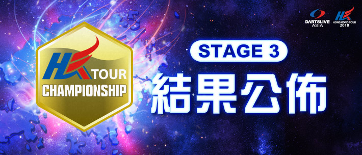 HONG KONG TOUR 2018 Stage 3 Result