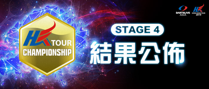 HONG KONG TOUR 2019 Stage 4 Result