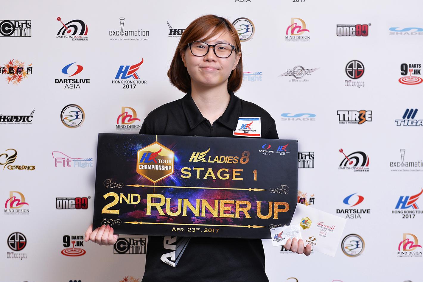 HKTCS_2017_HKL8_Stage1_Result_VIVIENNE_LEE