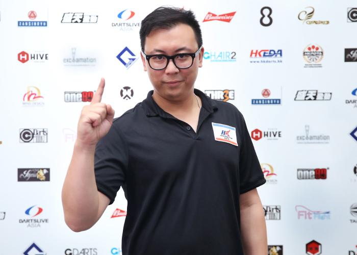 HKTCS 2019 STAGE 1 JAMES