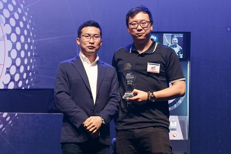 HKTGF 2017 JAMES LAW