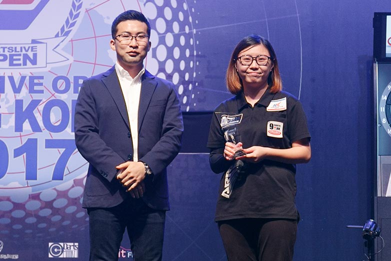 HKTGF 2017 VIVIENNE LEE