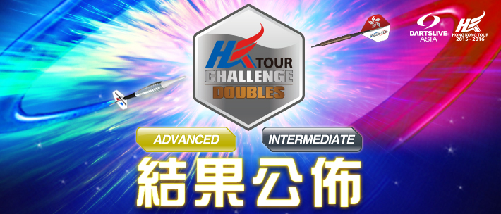 HONG KONG TOUR CHALLENGE CUP DOUBLES
