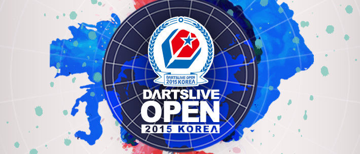 DARTSLIVE OPEN 2015 KOREA