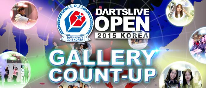 DARTSLIVE OPEN 2015 KOREA