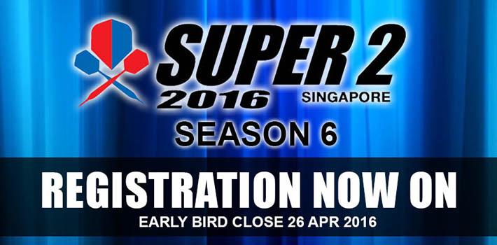 SUPER 2 Season 6 Registration Details   SUPER 2   League ...