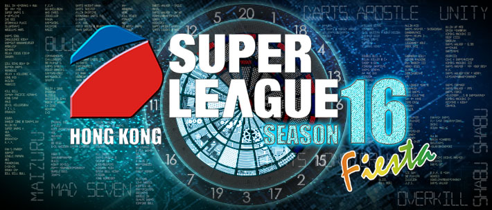 SUPER LEAUGE SEASON 16 Fiesta