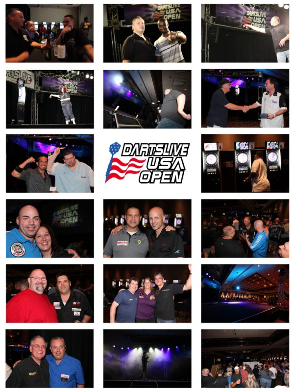 DARTSLIVE USA OPEN 2012