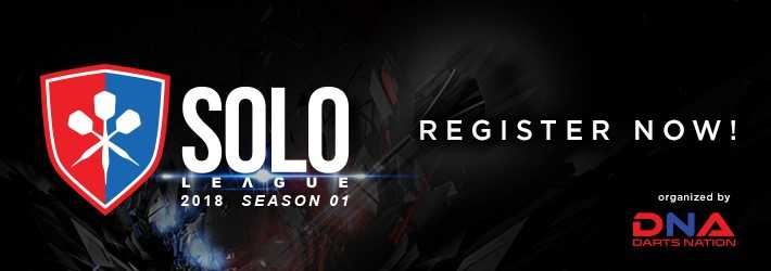 Brand new SOLO LEAGUE Season 1