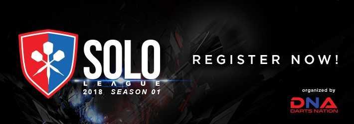 Brand new SOLO LEAGUE Season 1