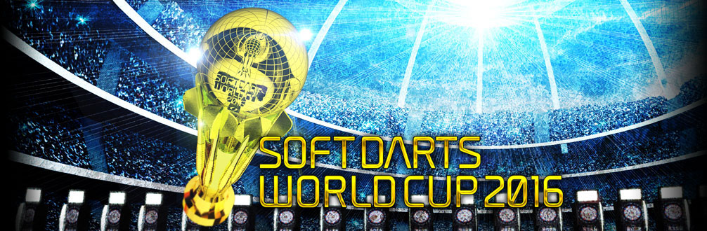 SOFT DARTS WORLD CUP 2016