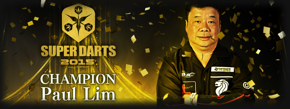 SUPER DARTS AWARD MOVIE!! Mon.3 August 2015~